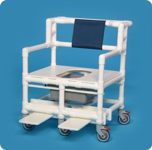 Bariatric Commode Chair - BSC880P