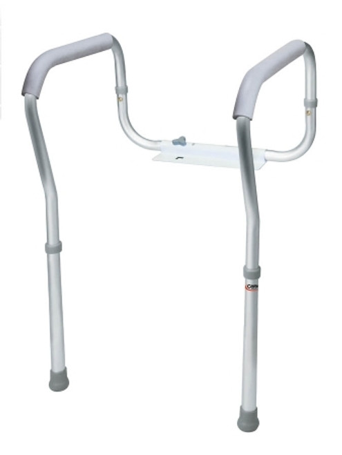 Frame Toilet Safety Gry