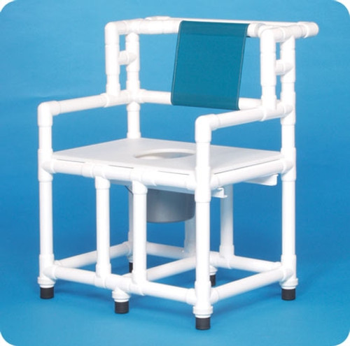 Bariatric Commode Chair - BCC661P