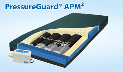 PressureGuard Series In-Home Style APM2 with Deluxe Control Unit