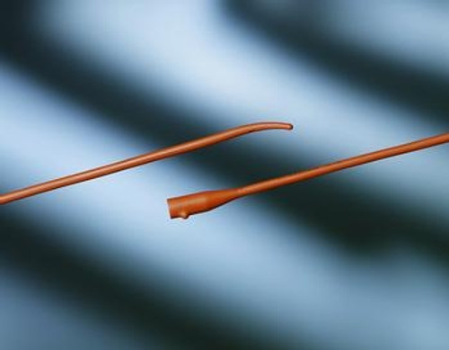 bard coude tip latex urethral catheter