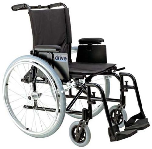 Drive Cougar Ultra Lightweight Aluminum Wheelchair