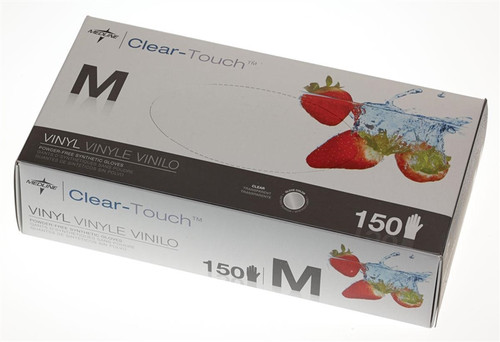 Clear-Touch Vinyl Multi-Purpose Gloves