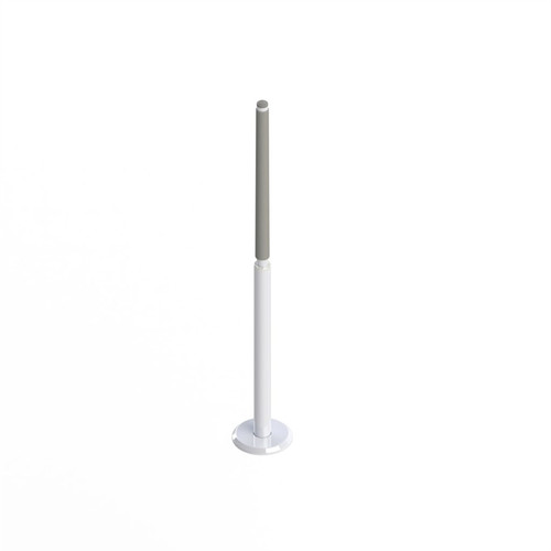 HealthCraft Products Advantage Pole Bariatric: Floor Mounted Vertical Support Pole