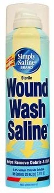 Wound Wash Saline