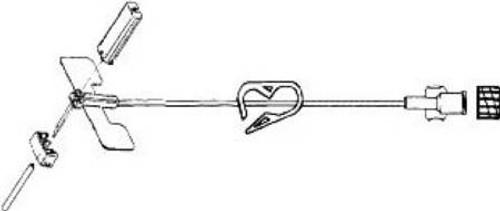 Infusion Needle Set LifeGuard