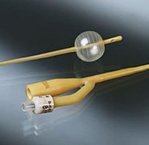 bard's pediatric foley catheters