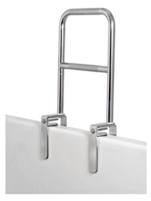 Dual Level Bathtub Rail