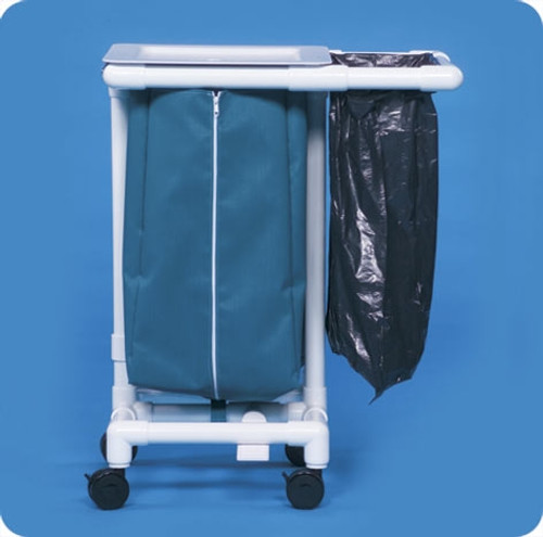 Combo Linen Hamper with Foot Pedal