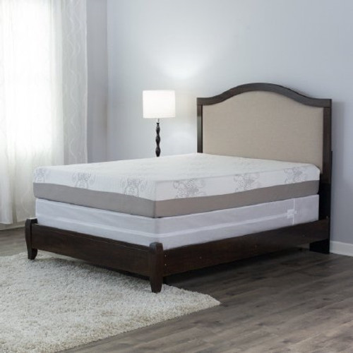 Bedding Encasement For Twin Size Mattress 10 to 16 X 38 X 75 Inch