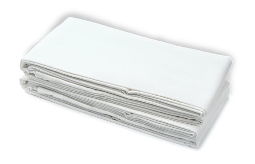 Flat Top Sheet for Hospital Beds