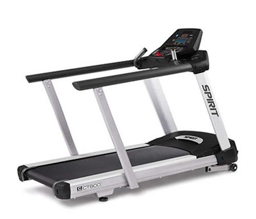 "Spirit Ct800 Treadmill With Medical Handrails, 84"" X 35"" X 57"""