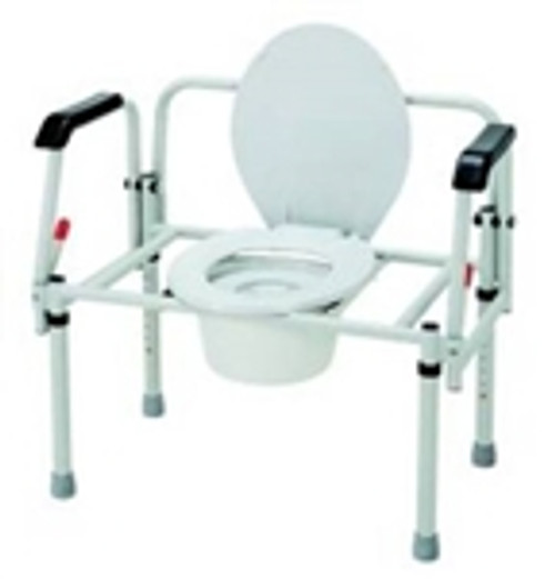 Bariatric 3-In-1 Commode