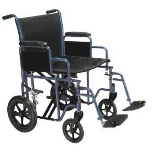 Drive Bariatric Heavy Duty Transport Wheelchair