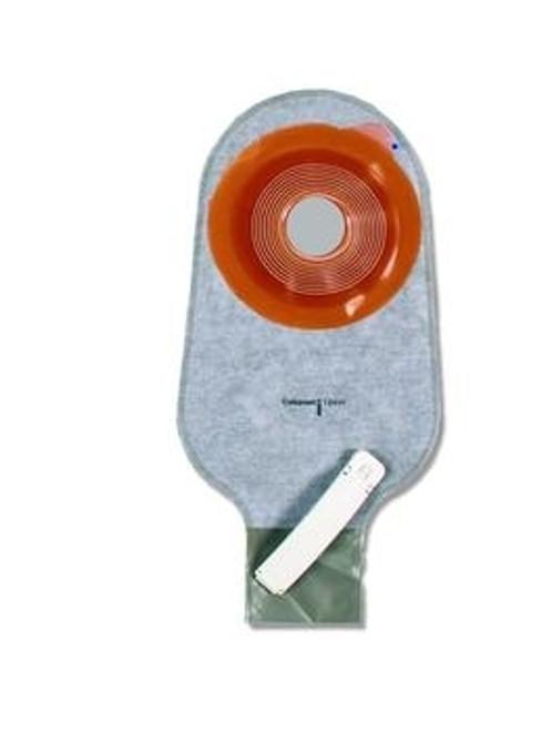 Assura 1-Piece Non-Convex Standard Drainable Pouch, Maxi