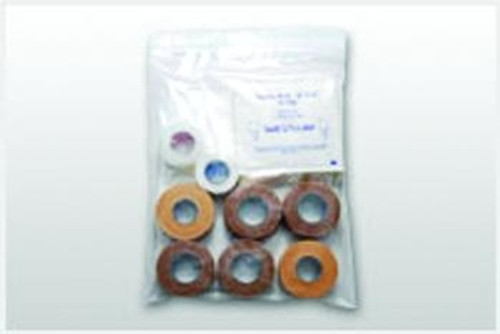 chemo transfer bags - seal top reclosable