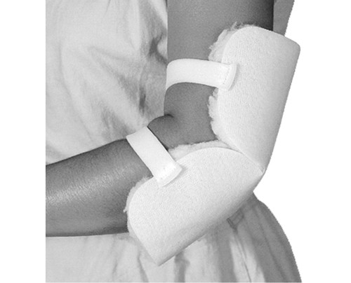 Polyester Elbow Fleece Protectors