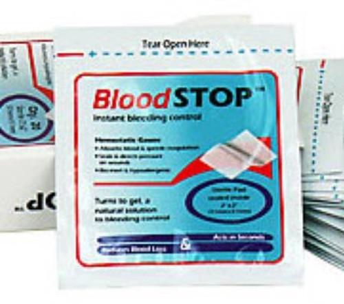 GZE HEMOSTATIC BLOODSTOP 20/BX