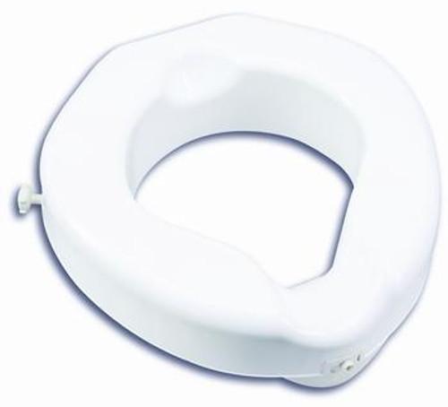 bariatric raised toilet seat