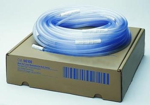 Medi-Vac Clear Nonconductive Suction Tubing 1