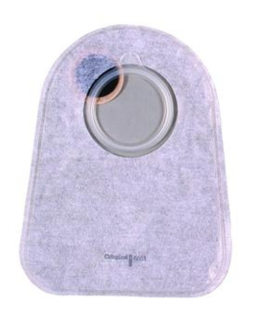 two-piece closed pouch, maxi