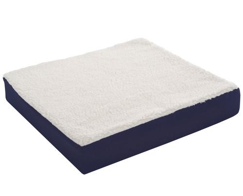 Gel Cushion with Fleece Cover