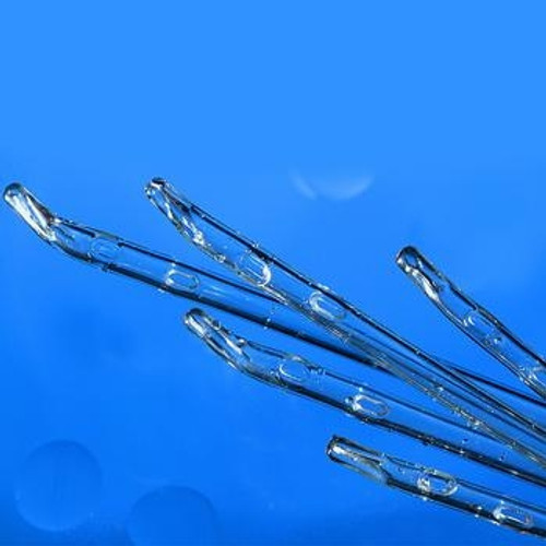 cure catheters - male coude style