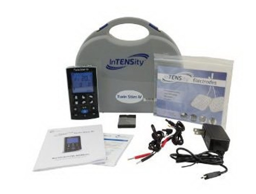 TENS and NMES Pain Relief System InTENSity Channel