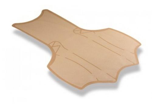 Super Absorbent Dressing Eclypse Foot Cellulose Sterile