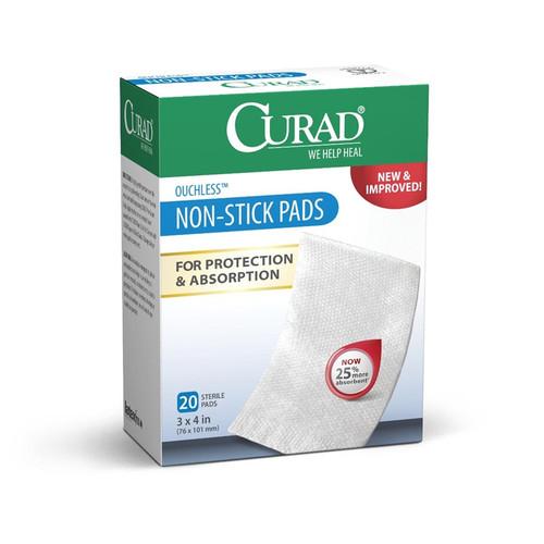 CURAD Sterile Non-Stick Pads