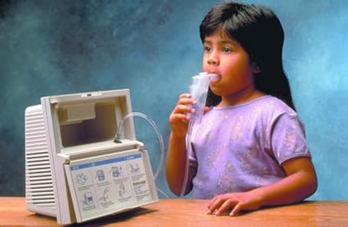 pulmo-aide compressor / nebulizer