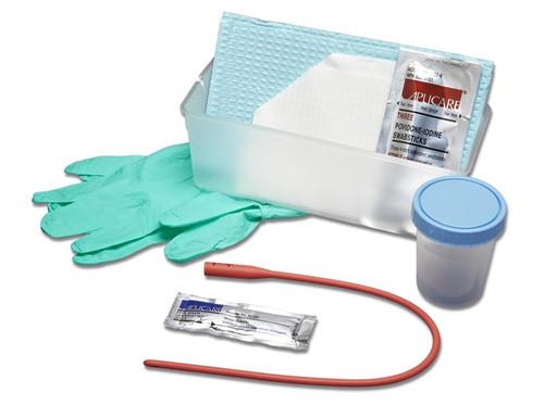 Intermittent/Urethral Catheterization Trays, 15 Fr