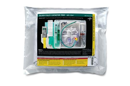 Silvertouch Foley Catheter ERASE CAUTI Trays