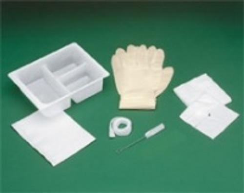Tracheostomy Basic Tray with Gauze