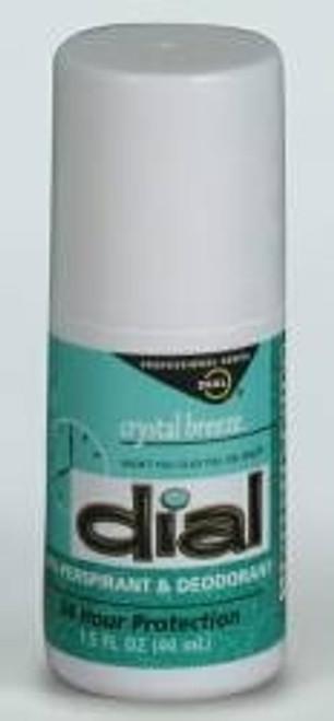Antiperspirant / Deodorant Dial