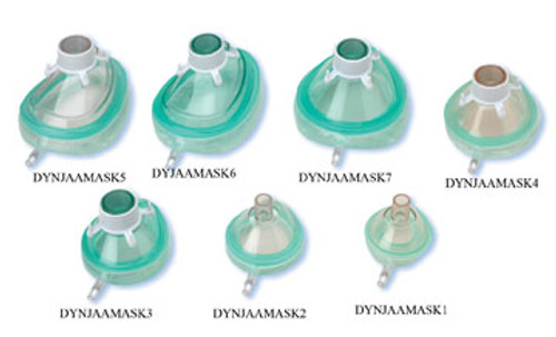 Premium Anesthesia Masks with Inflation Valve