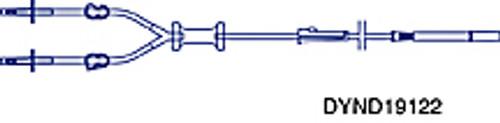 Cysto/Irrigation Tubing Sets, Y Type