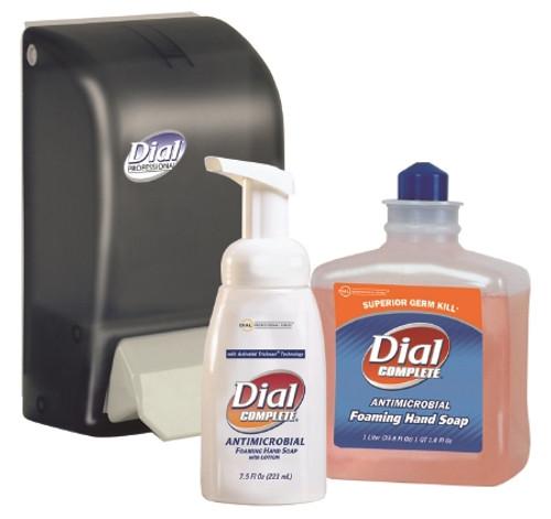 Antibacterial Soap Dial