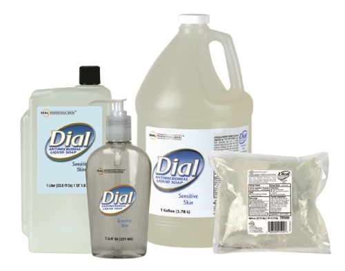 Antimicrobial Soap Dial
