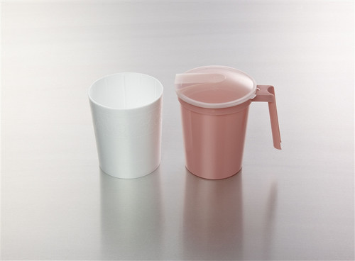Water Pitcher Sets, Mauve