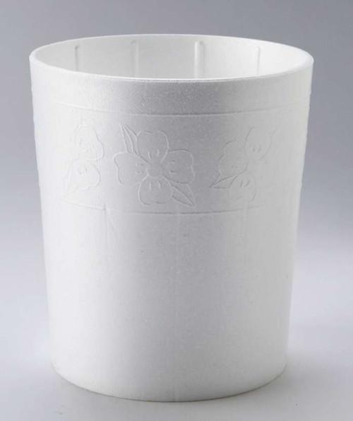 Pitchers, Standard - White Foam Outer Jacket