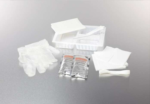 Trach Clean & Care Tray with Peroxide
