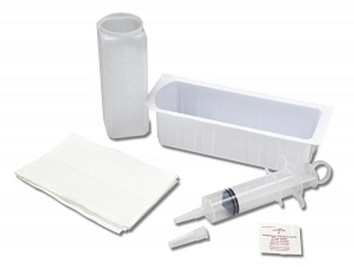 Sterile Piston Irrigation Syringe Trays