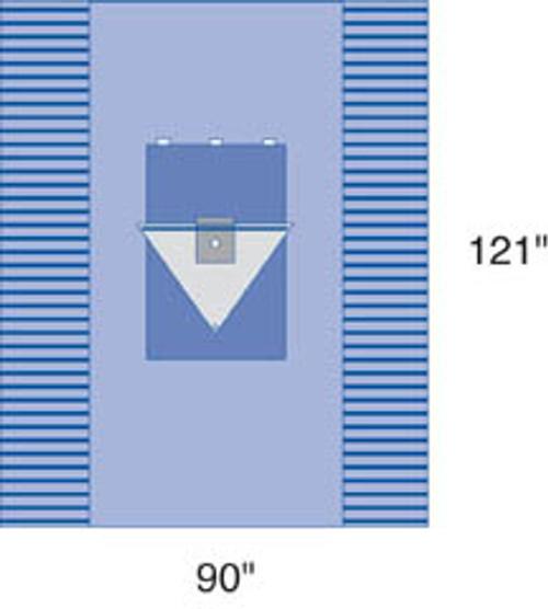 Proxima Arthroscopy Drape w/ Pouch