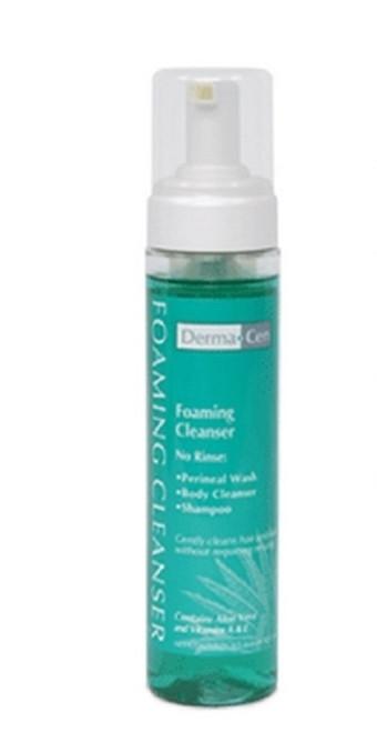 No-Rinse Shampoo and Body Wash
