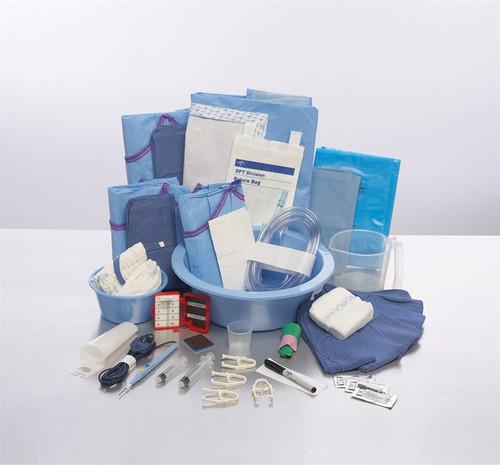 Sterile Laparoscopy/Chole Surgical Tray III