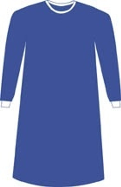 """Prevention Plus Surgical Gowns, Extra Long 56"""""""