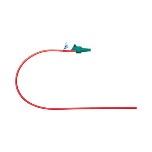 Open Suction Catheters - Whistle, Red Poly-Cath