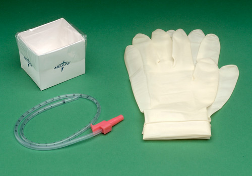 Open Suction Catheter Kits w/ Water