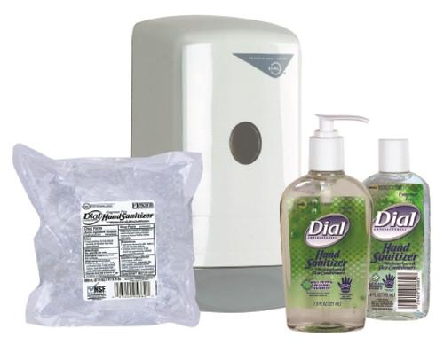 Hand Sanitizer Dial